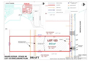 Lot 123, Mernick Court, Bahrs Scrub, Qld 4207