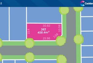 Lot 363 Caddens Hill, Caddens, NSW 2747