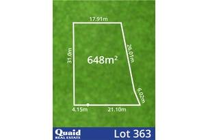Lot 363, 15 Goessling Street, Gordonvale, Qld 4865