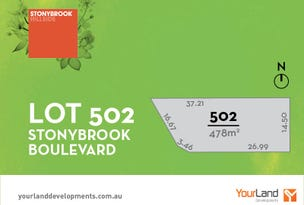Lot, 502 Stonybrook Boulevard, Hillside, Vic 3037