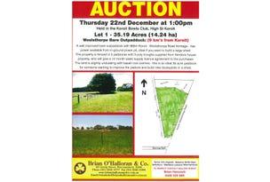 Lot 1, 903 Koroit - Woolsthorpe Road, Koroit, Vic 3282