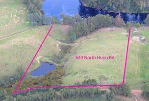 649 North Huon Road, Judbury, Tas 7109
