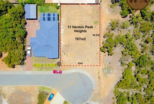 11 Henton Peak Heights, Mount Barker, WA 6324