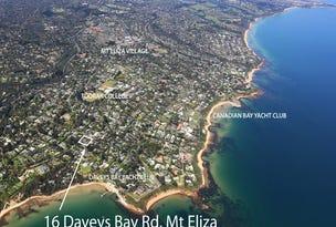16 Daveys Bay Road, Mount Eliza, Vic 3930