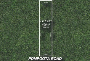 Lot 451, 8 Pompoota Road, Modbury, SA 5092