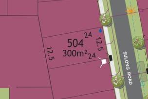 Lot 504 Sulong Road, Brabham, WA 6055