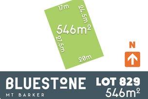 Lot 829, Wycombe Drive, Mount Barker, SA 5251