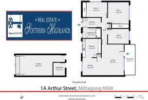 1A ARTHUR STREET, Mittagong, NSW 2575