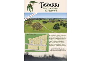 Tawarri Estate Bannockburn-Shelford Road, Teesdale, Vic 3328