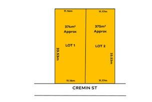 5 Cremin St (Lots 1 & 2), Fairview Park, SA 5126