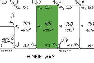 Lot 189 Wimbin Way, Byford, WA 6122