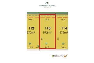 Lot 113 Rowley Road, Darling Downs, Darling Downs, WA 6122
