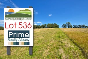 Lot 536, Berrima Road, Marbelup, WA 6330