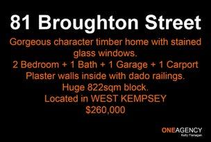 81 Broughton Street, West Kempsey, NSW 2440