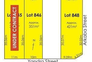 Lots/845 846 & 848 Yandra Street, Taperoo, SA 5017
