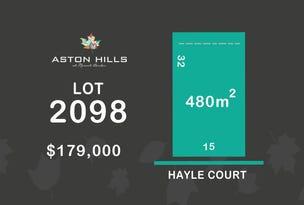 Lot 2098, Hayle Court (Aston Hills), Mount Barker, SA 5251