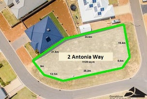 2 Antonia Way, Webberton, WA 6530