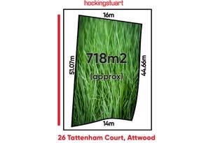 26 Tattenham Court, Attwood, Vic 3049