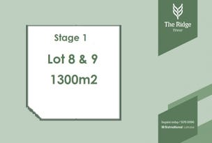 Lot 8 & 9, The Ridge, Yinnar, Vic 3869