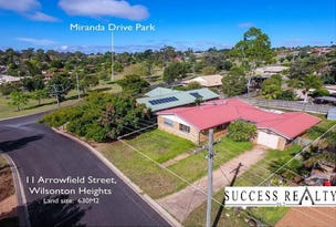 11 Arrowfield Street, Wilsonton Heights, Qld 4350