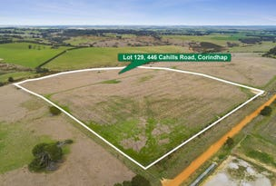 Lot 129, 446 Cahills Road, Corindhap, Vic 3352