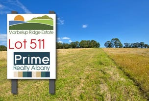 Lot 511, 152 Link Road, Marbelup, WA 6330