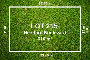 Lot 215, Hereford Boulevard, Traralgon, Vic 3844