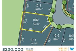 Lot 1012, Sorbus Way, Gillieston Heights, NSW 2321
