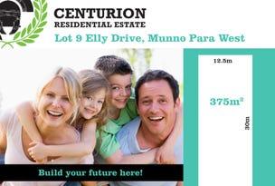 Lot 9, Elly Drive, Munno Para West, SA 5115
