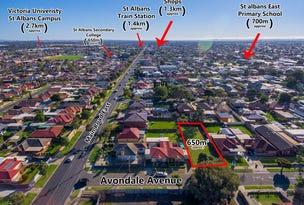1 Avondale Avenue, St Albans, Vic 3021