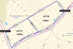 LOTS 51 & 52 Reservoir Road, Myponga, SA 5202