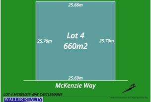 Lot 4, McKenzie Way, McKenzie Hill, Vic 3451
