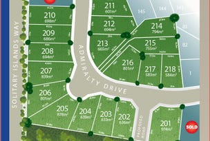 Lot 204 Admiralty Drive - Stage 11, Safety Beach, NSW 2456