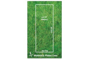 Lot 57, Waterloo Plains Crescent, Winchelsea, Vic 3241