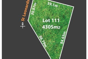 Lot 111, St Leonards Road, Winchelsea, Vic 3241