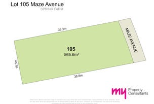 105 Maize  Avenue, Spring Farm, NSW 2570