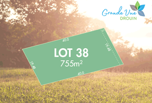 Lot 38, 106 McNeilly Road, Drouin, Vic 3818