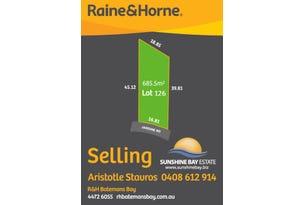 Lot 126 Jardine Road, Sunshine Bay, NSW 2536