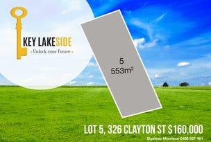 Lot 5, 326 Clayton Street, Ballarat Central, Vic 3350
