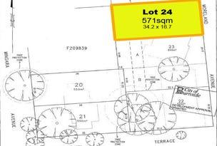 Lot 24  Mingara Avenue, Stonyfell, SA 5066