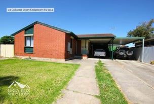 43 Callanna Court, Craigmore, SA 5114