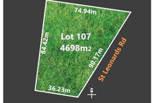 Lot 107, St Leonards Road, Winchelsea, Vic 3241