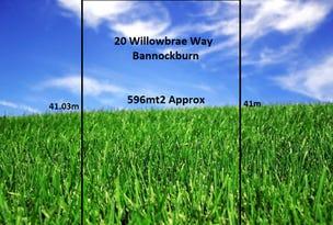 20 Willowbrae Way, Bannockburn, Vic 3331