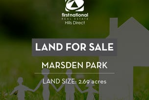 Marsden Park, address available on request