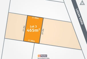 Lot 3, 2469 Logan Road, Eight Mile Plains, Qld 4113