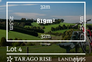 Lot 4/Lot 4 Red Hill Court, Neerim South, Vic 3831
