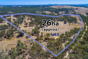 Lot 1, 403 Yandoit-Werona Road, Franklinford, Vic 3461