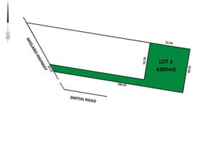 Lot 2 2870 Midland Highway, Lethbridge, Vic 3332
