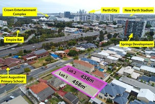 Lot Prop.1 & 2, 25 Gladstone Road, Rivervale, WA 6103