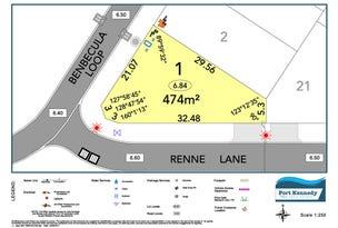 Lot 1, 38 Benbecula Loop, Port Kennedy, WA 6172